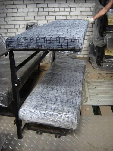 Двухъярусный детский диван в Москве с доставкой