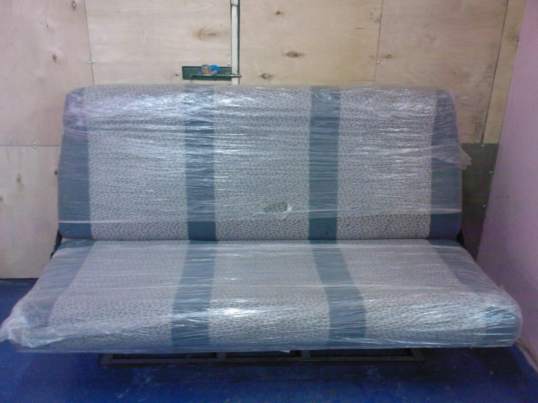 Раскладной диван. Часть 1. Клик-кляк. бортжурнал ГАЗ 83
